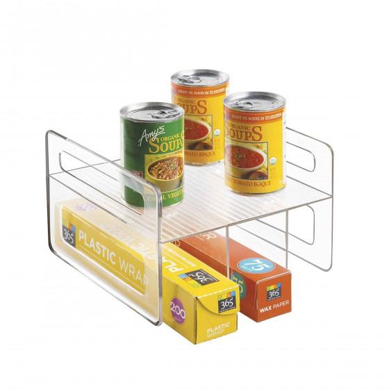 Etagère de placard de cuisine à compartiments