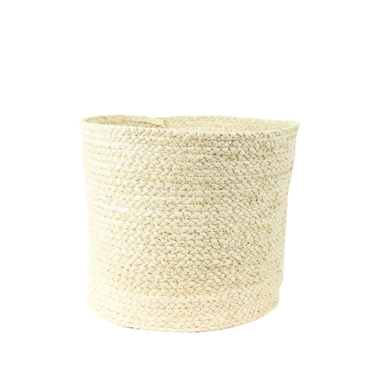 corbeille papier en fibres naturelles. Black Bedroom Furniture Sets. Home Design Ideas