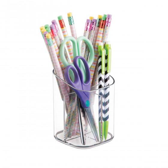 Pot à crayons en acrylique