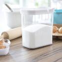 Boîte de rangement alimentaire coulissante 2,2 litres
