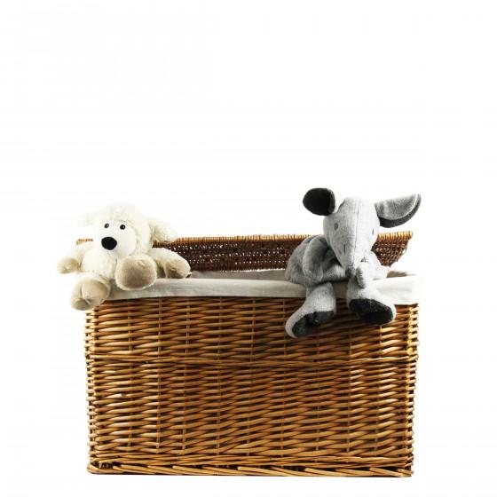 malle jouets rangement. Black Bedroom Furniture Sets. Home Design Ideas