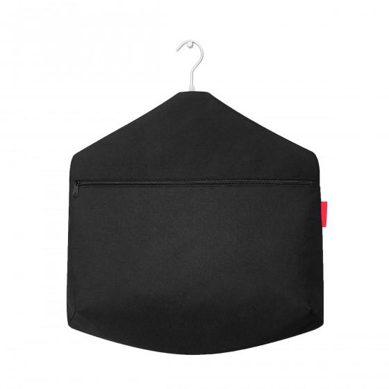 Cintre pochette noire