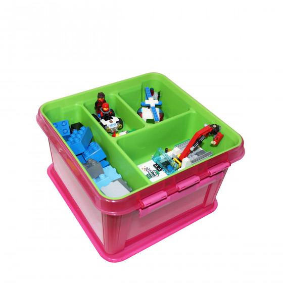 plus récent 06282 27ae8 Boîte de rangement jouets d'enfant