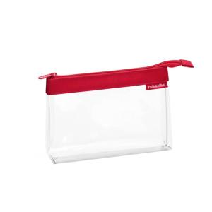 Pochette de toilette transparente
