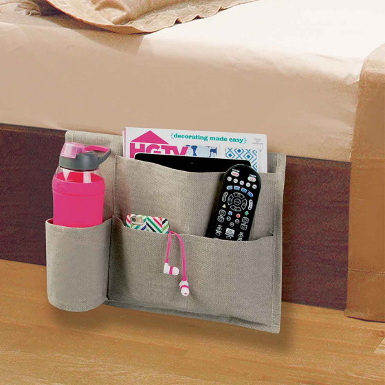 Poche de rangement pour lit