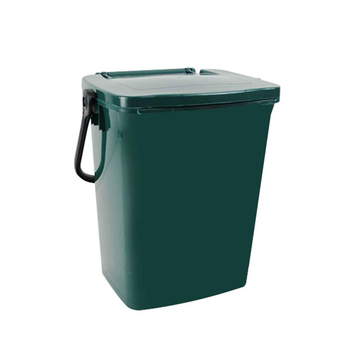 seau compost vert 7 litres. Black Bedroom Furniture Sets. Home Design Ideas