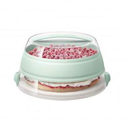 Boîte à gâteau rétractable