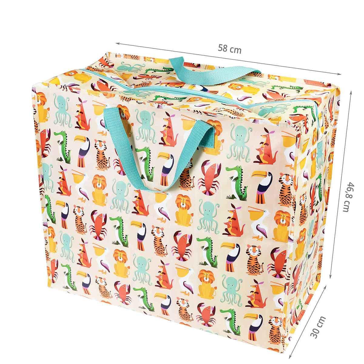 sac de rangement pour jouets et plage. Black Bedroom Furniture Sets. Home Design Ideas