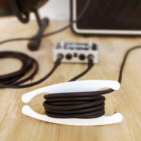 Range fils électriques - Blanc
