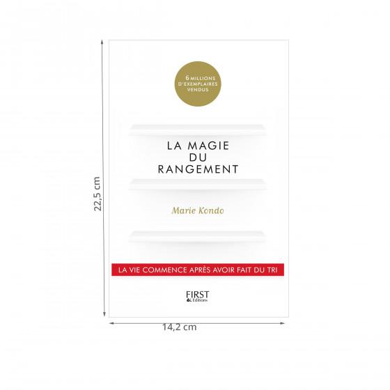 La magie du rangement. Marie Kondo