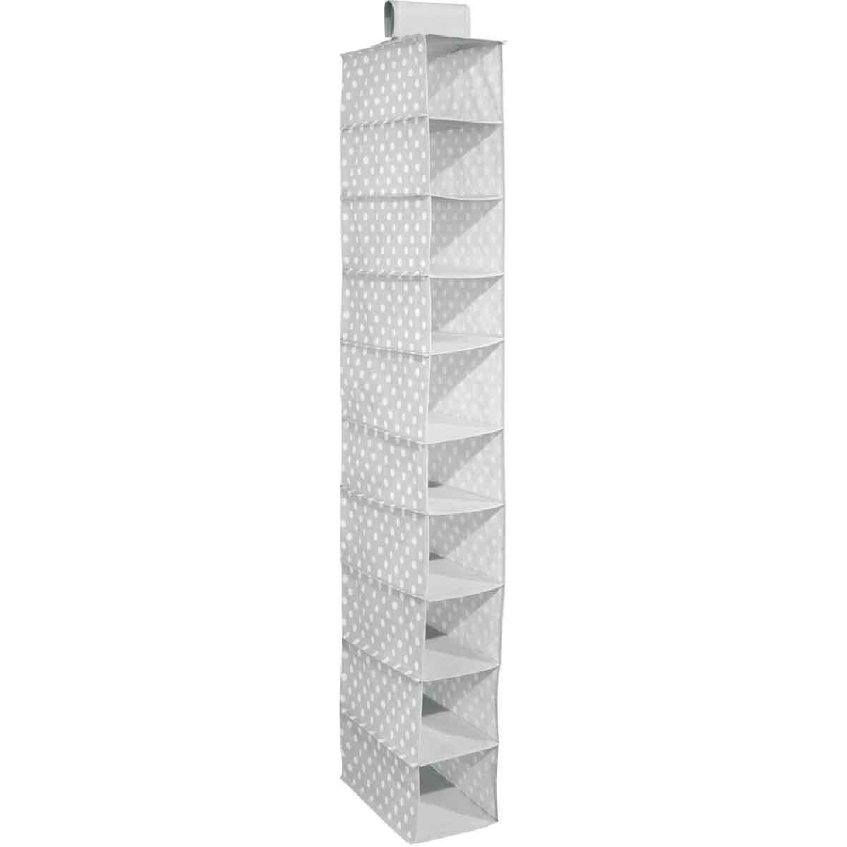 rangement penderie suspendu affordable vtements de stockage crative coton lin penderie. Black Bedroom Furniture Sets. Home Design Ideas