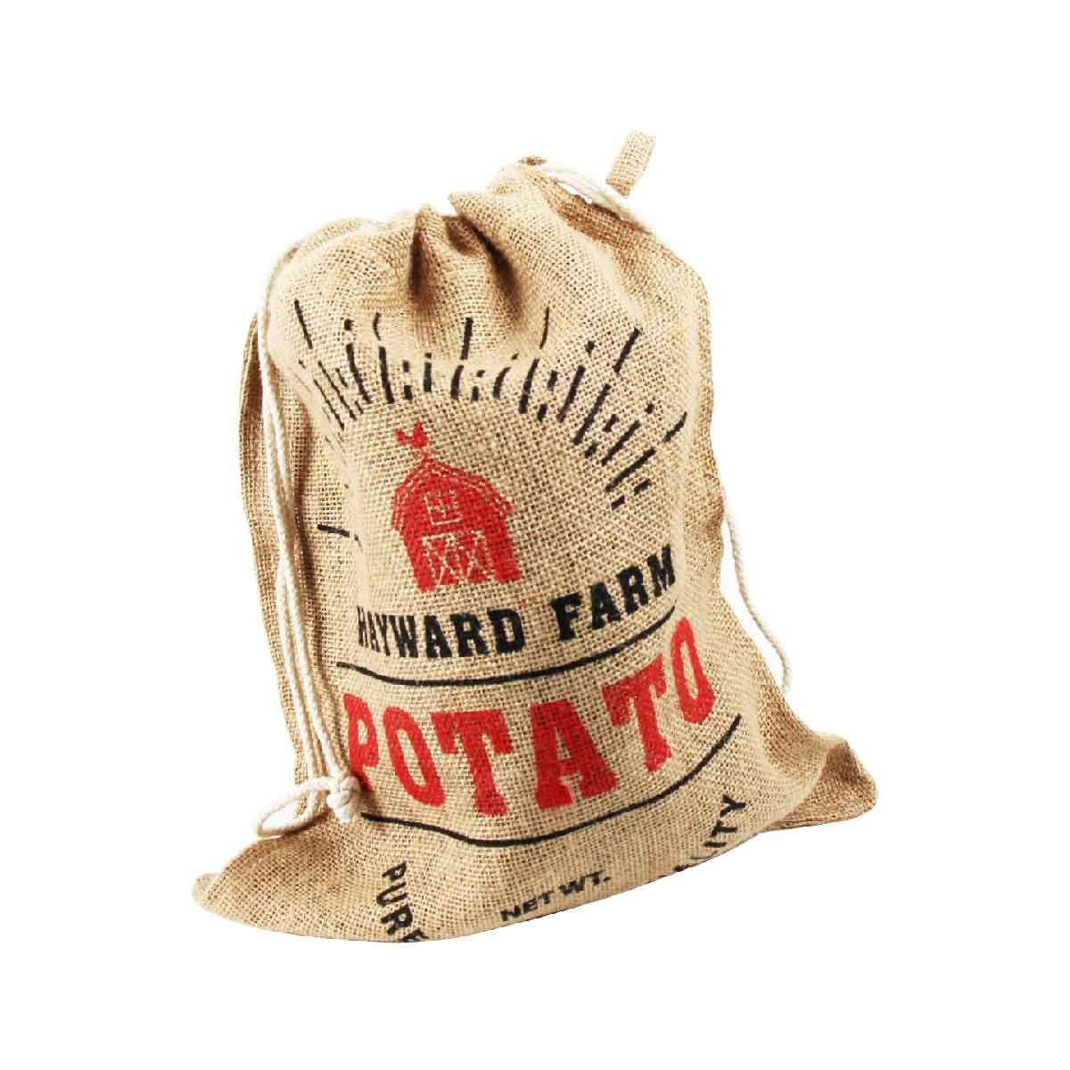 Sac À Patates Toile De Jute sac à pommes de terre