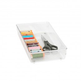 Organisation des tiroirs de bureau on range tout for Organisateur de tiroir