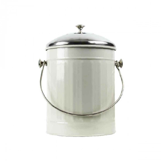 Poubelle à compost de cuisine - 4,4 litres