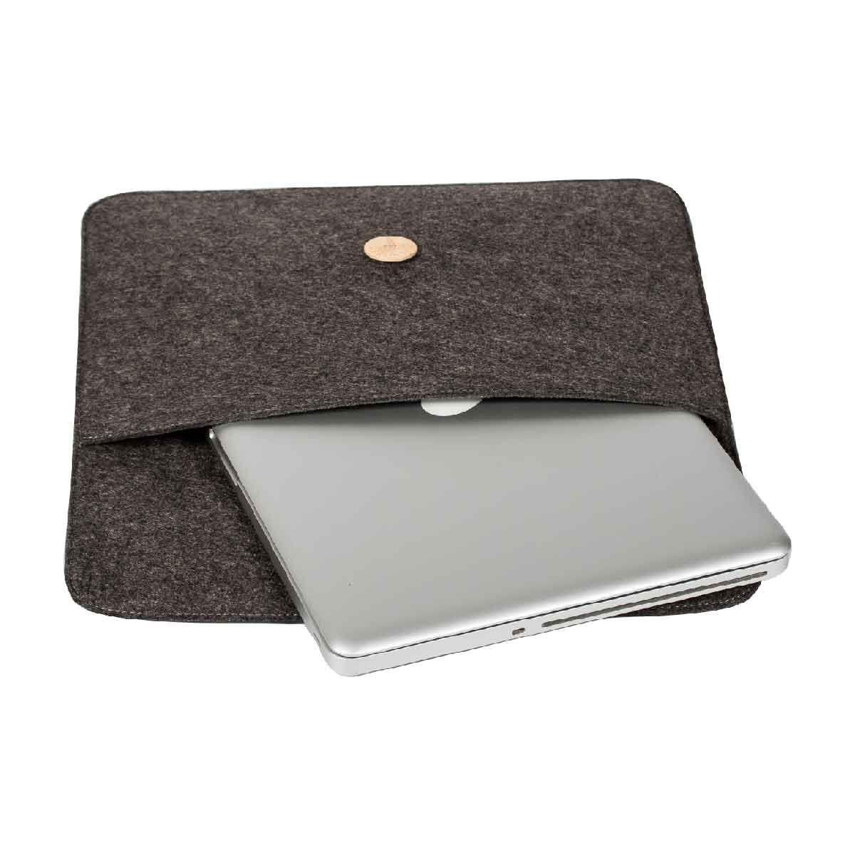 pas mal 7c866 01550 Housse pour ordinateur portable 13 pouces