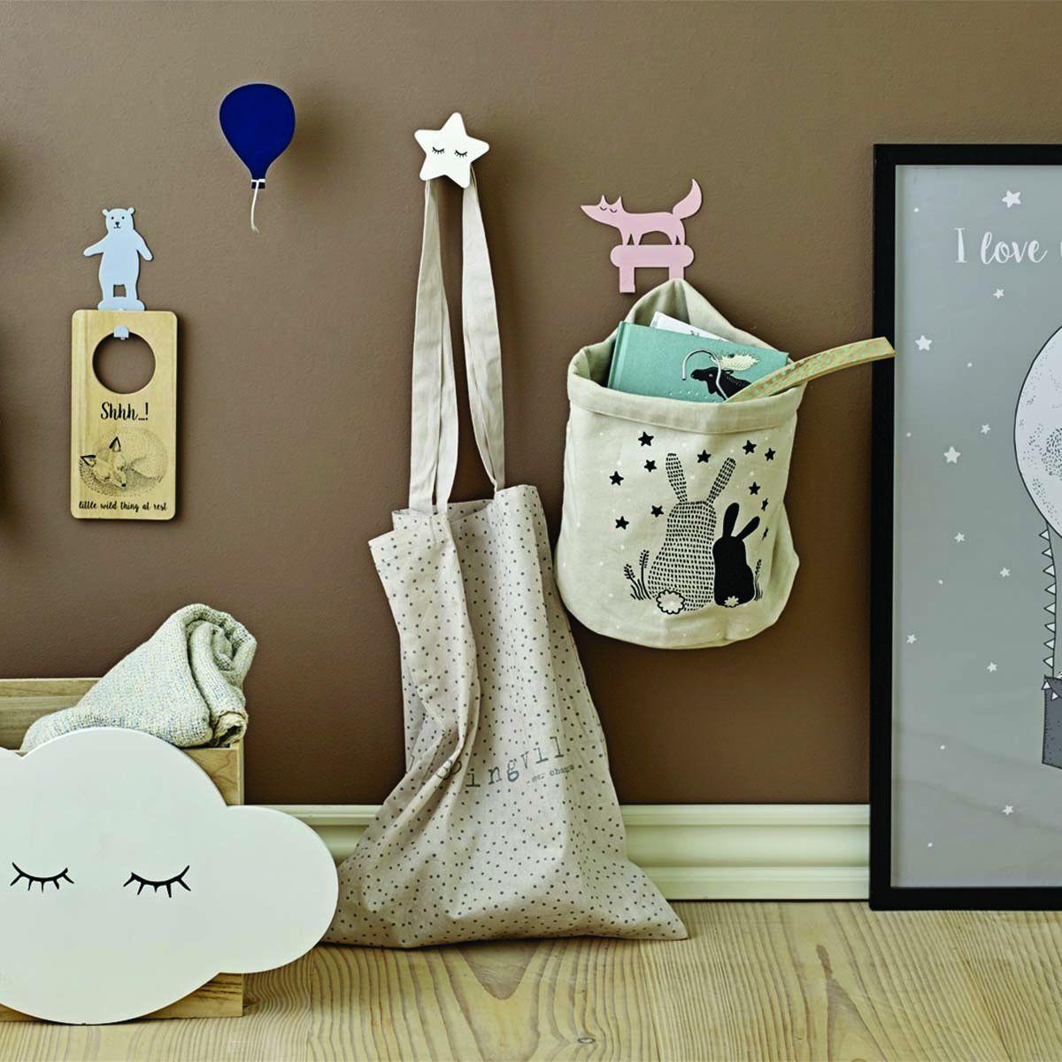 petit rangement en tissu pour enfant. Black Bedroom Furniture Sets. Home Design Ideas