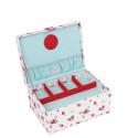 Boîte de rangement couture (M)