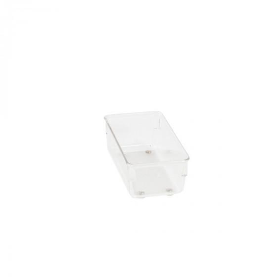 Organisateur étroit M en acrylique pour tiroirs