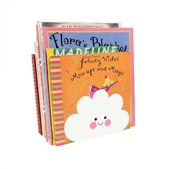 2 serre-livres nuage pour enfant