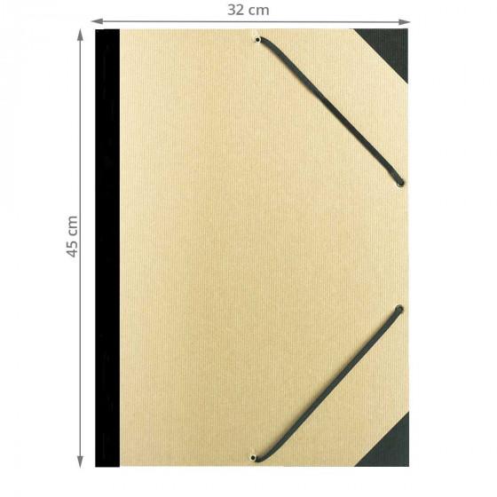Carton à dessin kraft A3