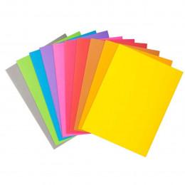 100 sous-chemises colorées