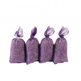 4 sachets de fleurs de lavande 18g