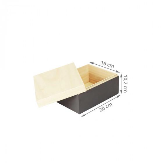 Boîte en bois (XS)