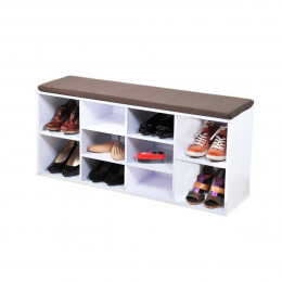 rangement chaussures bo tes tag res on range tout. Black Bedroom Furniture Sets. Home Design Ideas