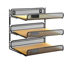 rangement revues et courrier range dossiers on range tout. Black Bedroom Furniture Sets. Home Design Ideas