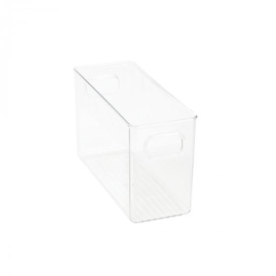 Organisateur rectangulaire de placard en plastique transparent - Placard exterieur plastique ...