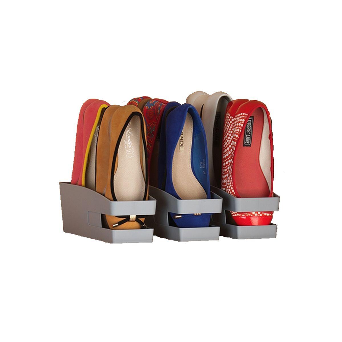 Rangement À Chaussures Gain De Place 3 range chaussures gain de place