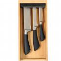 Range-couteaux de cuisine pour tiroir