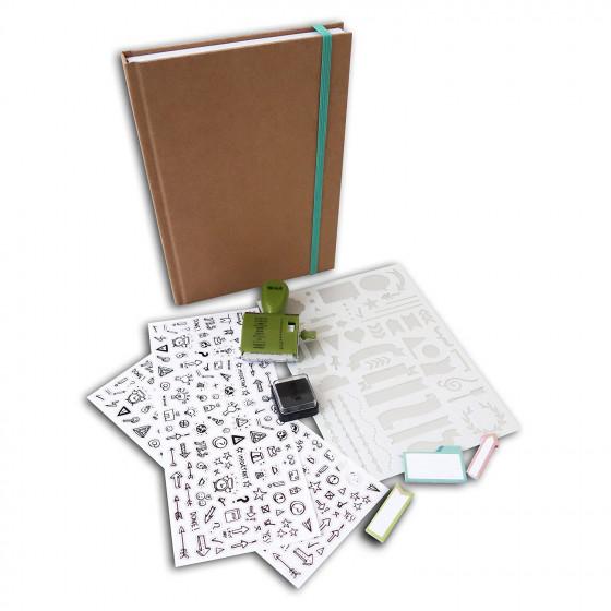 Kit pour bullet journal