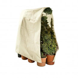 Protège plantes hivernal XL beige