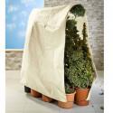 Housse d'hivernage pour plantes XL