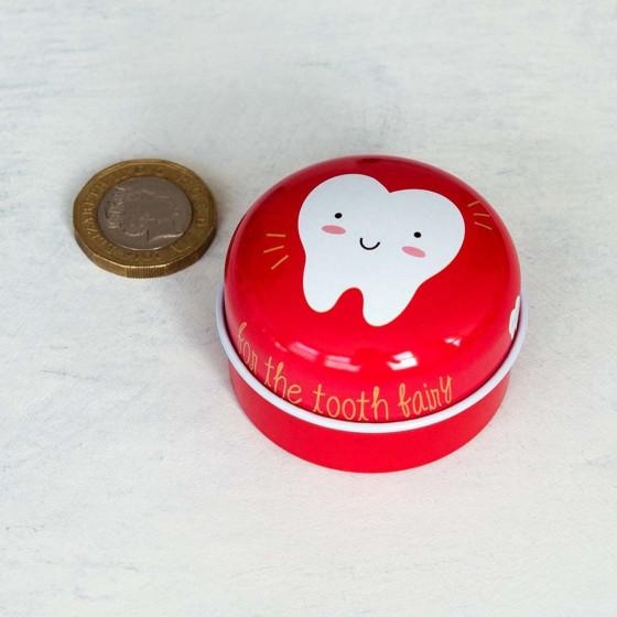 Boîte à dents de lait
