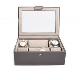 Boîte de rangement pour 8 montres