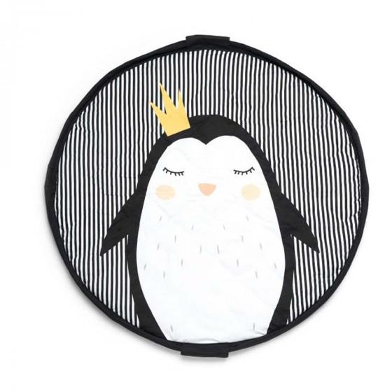 Sac de rangement / Couverture de jeu Pingouin