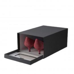 Boîte de rangement chaussures en carton
