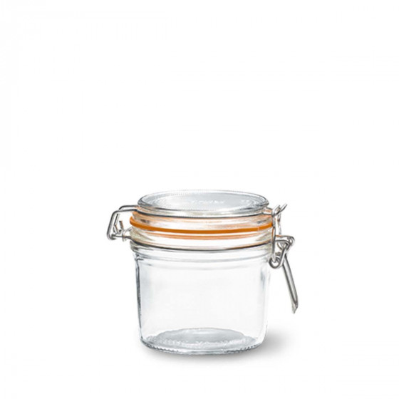 Bocal hermétique en verre 350 ml