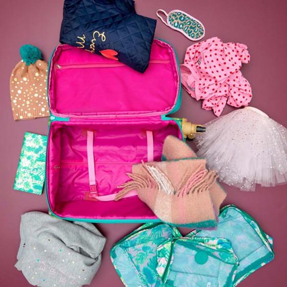Rangement pour bagage