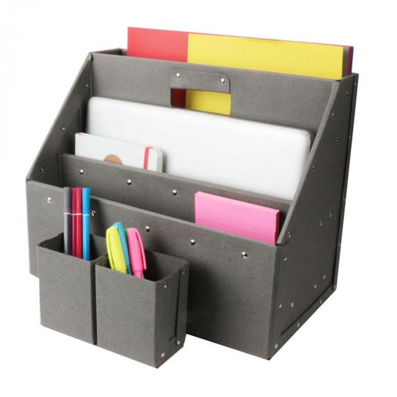 Organisateur de bureau flexible