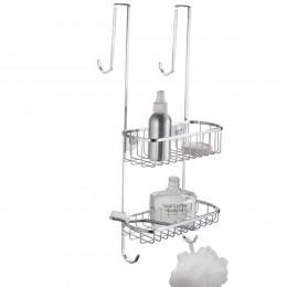 Etagère de douche à suspendre en acier inoxydable