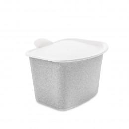 Poubelle à compost de cuisine en cellulose
