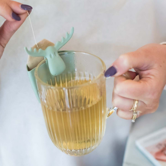 Repose sachet de thé ludique