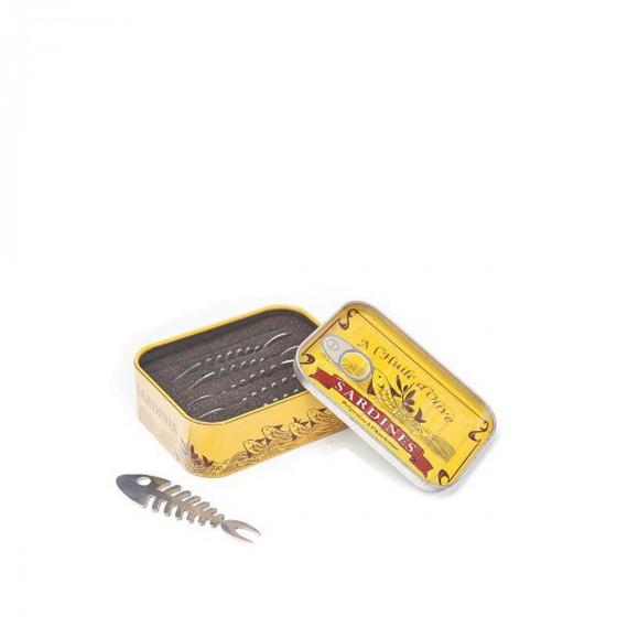 Boîte de 6 pics apéritif sardine
