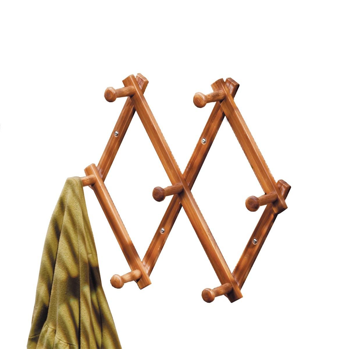 pat re extensible bambou rangement entr e. Black Bedroom Furniture Sets. Home Design Ideas