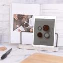 Lutrin de cuisine pour livre ou tablette