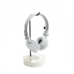 Support design pour casque audio