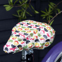 Protège selle de vélo vintage
